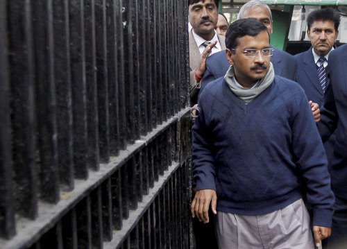 Arvind Kejriwal to take oath on Saturday