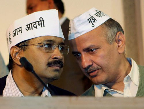AAP moves confidence motion in Delhi Assembly