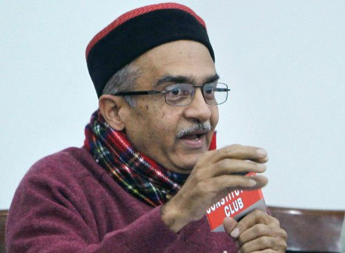 AAP distances itself from Bhushan