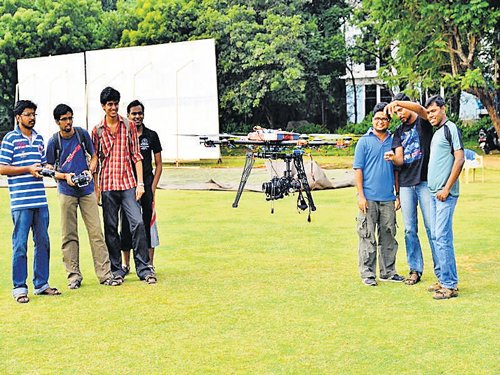IIT-M's advanced drone promises to aid disaster relief