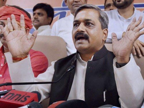 Delhi polls: BJP says AAP not its main opponent