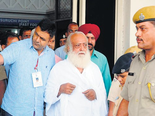 Asaram, son float new party; to contest Delhi polls