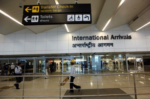 New system at Delhi airport to track suspicious movements