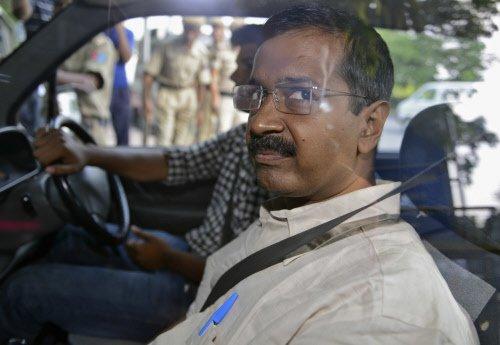 Delhi CM Arvind Kejriwal in Bengaluru for naturopathy treatment