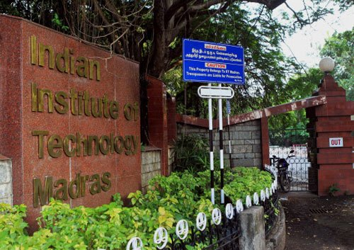 Another IIT, Madras, student ends life