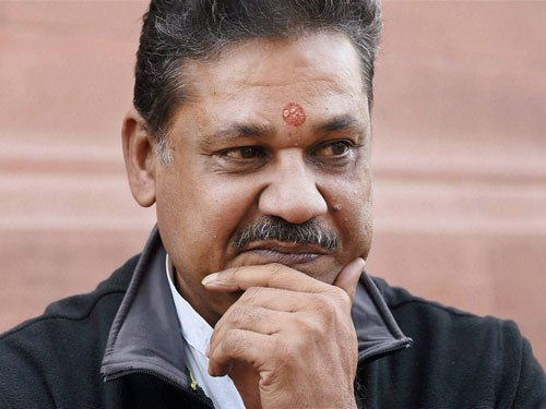 Kirti Azad seeks PM's intervention in DDCA row
