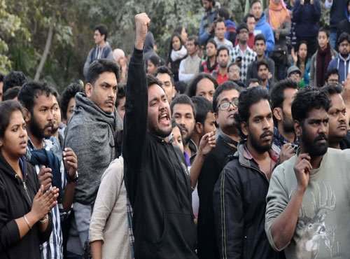 JNU event case: 7 students asked to appear before probe panel