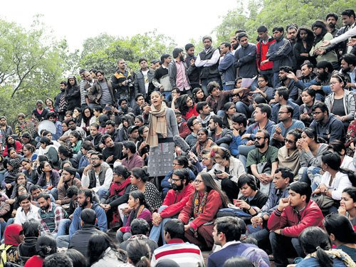Academicians from 400 international varsities extend support to JNU