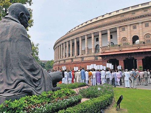 JNU row set to cast its shadow on Budget Session