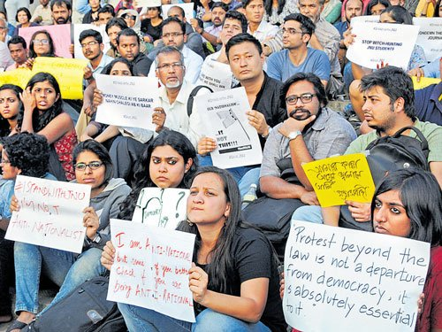 JNU Row: SC to hear Kanhaiya Kumar's  bail plea today