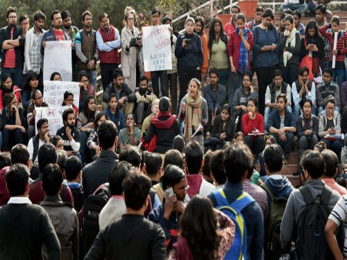 JNU row: SC to confine hearing to Feb 15 court violence