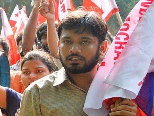 Kanhaiya organised JNU event, cops tell HC