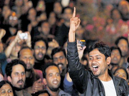Police want JNU to track Kanhaiya's movements