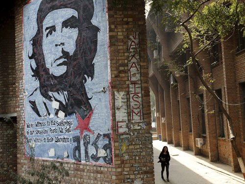 HC stays rustication of JNU student who accused warden of sexual harassment