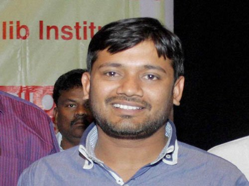 Penalty by JNU appellate authority 'incorrect': Kanhaiya to HC