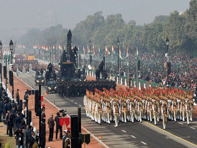 Security stepped up in Delhi,  other cities ahead of R-Day