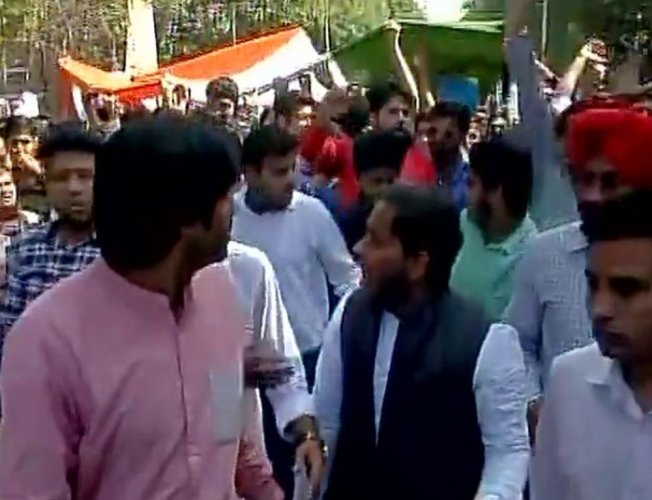 Ramjas clashes: JNU, DU set to witness marches, counter-marches