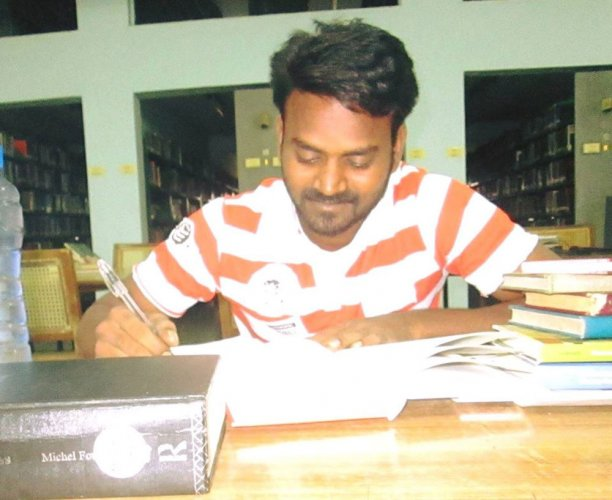 JNU scholar had criticised admission policy in FB post