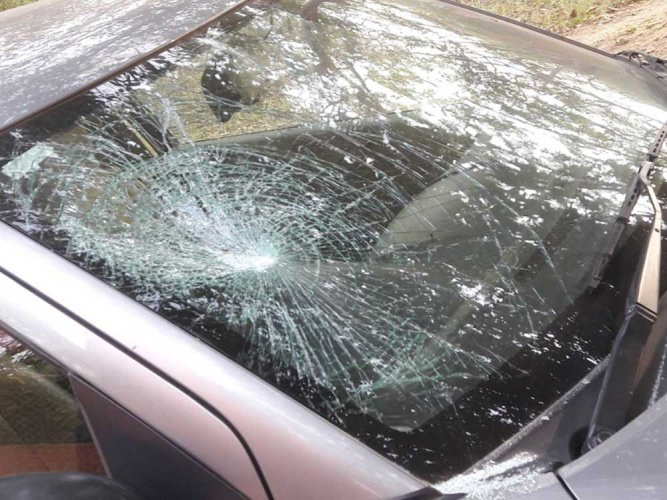 Car damaged, stones hurled at home for condoling jawans' death, claims JNU prof