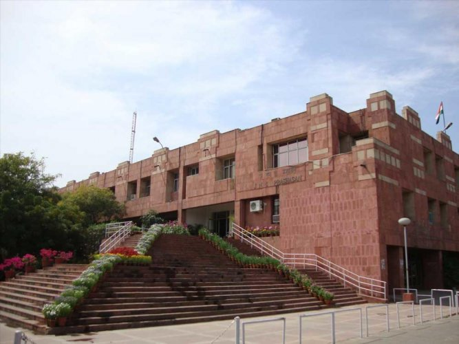 JNU protest: FIR registered against students for wrongful restraint