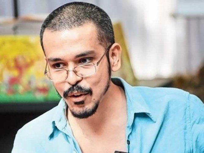 Writer and filmmaker Debashish Makhija