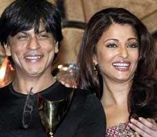 SRK, Ash not teaming-up for Yash Raj's next