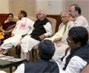 NDA leaders chalk out 'Bharat Bandh' strategy