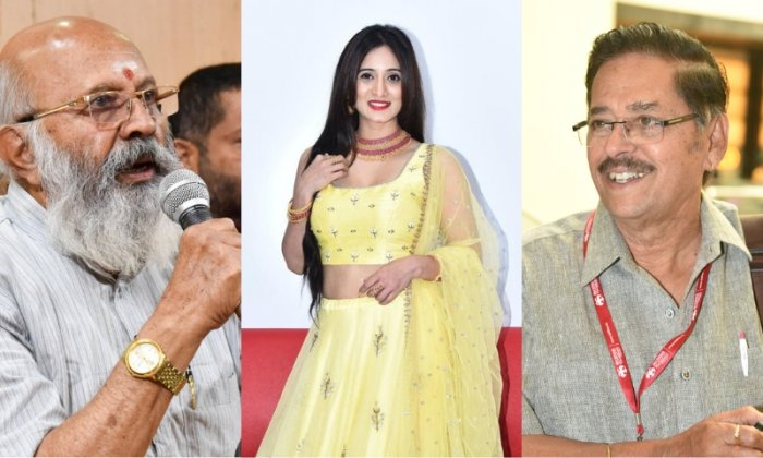 DH caught up with veteran actors Ramesh Bhat, Shivaram and the young heartthrob from Sandalwood, Harshika Poonacha for their views about films, BIFFes and more.