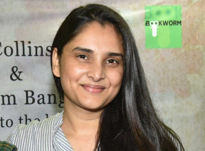 The JD(S) had employed a similar strategy when actor-politician Ramya (Divya Spandana) entered the fray as a Congress candidate during the 2013 Mandya bypolls. (DH File Photo)