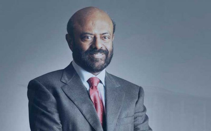 The Delhi list was topped by HCL's Shiv Nadar with a total net worth of Rs 37,400. (Photo taken from Shiv Nadar University website)