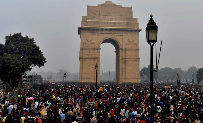 The standing counsel for the Delhi government replied that the Ministry of Defence was building a National War Memorial at India Gate to honour those who have laid down their lives for the country since Independence. (PTI file photo)