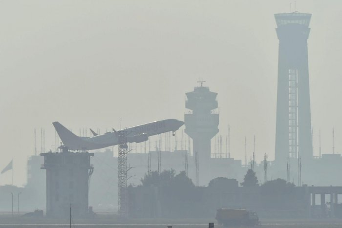 Three international and one domestic flights have been diverted so far while arrivals have not been stopped. (PTI File Photo)
