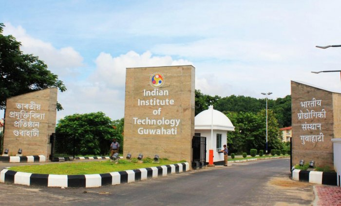 Nagashree S C pf Shivamogga was a first year BTech student at IIT-Guwahati, Assam. Credit: Courtesy/Manash Das