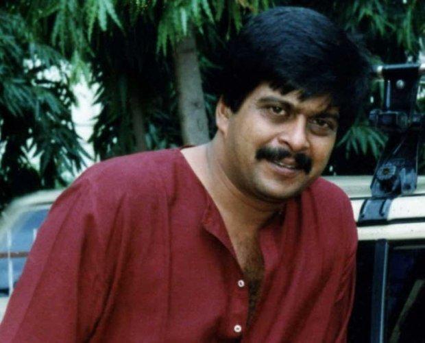 Actor-director Shankar Nag