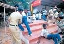 Mysore Derby ends on farcical note