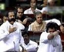 Parliament adjourned till Thursday