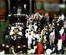 Parliament paralysed for second day on corruption issue