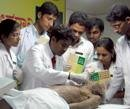 Belgaum doctor dissects father's body for research