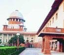 Apex court may have Parliament-like security