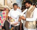 Bellary bypoll a battle of prestige for BJP against Sriramulu