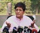 Delhi police register FIR against Kiran Bedi