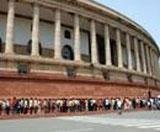 Parliament adjourned for day over FDI in retail