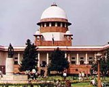 Courts can't decide poll dates: Supreme Court