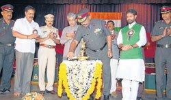 Start Sainik School in Kudremukh: Minister
