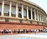 Parliament disrupted for sixth day on coal block issue