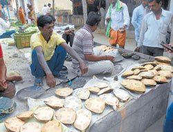 Turtles, terrapins seized  at Raichur market