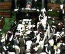 Vadra land deal issue rocks Parliament