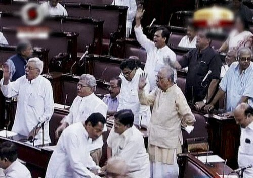 Uproar in parliament over Chinese incursion reports