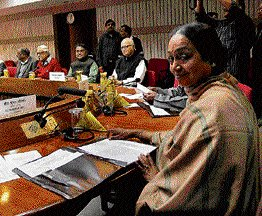 Winter session of Parliament likely to be extended