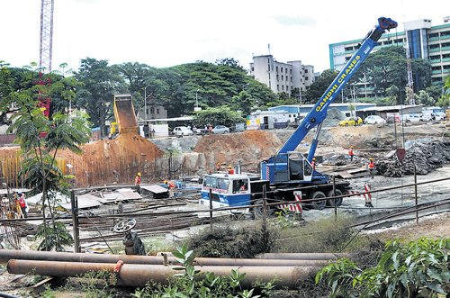 Mysore Bank-KR Circle Rad to reopen by June
